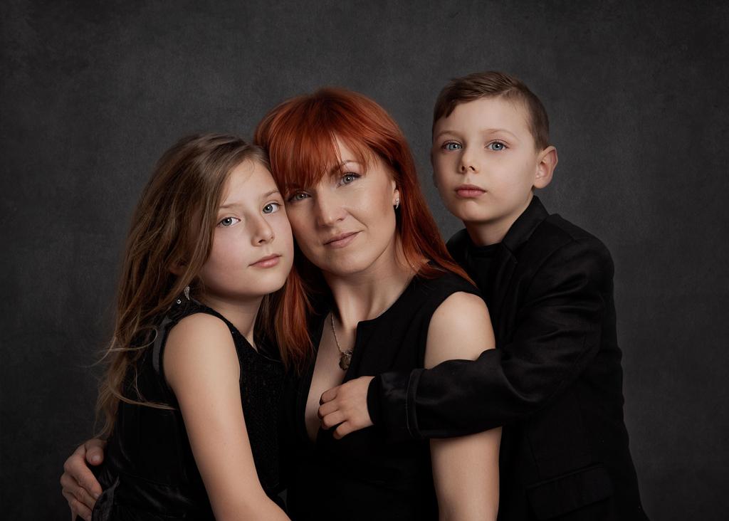 Mother's Day Family Photoshoot in nottingham, Nottingham Family Portraits