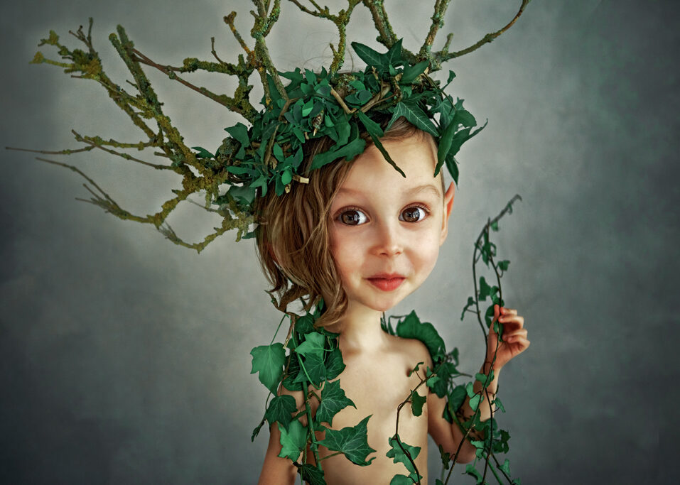 creative children portrait studio Photography in Nottingham Derby
