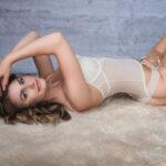 Model portfolio Woman Photoshoot in Nottingham studio