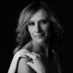 Nottingham Woman Portrait Photography in Studio, Glamour makeover woman studio photoshoot
